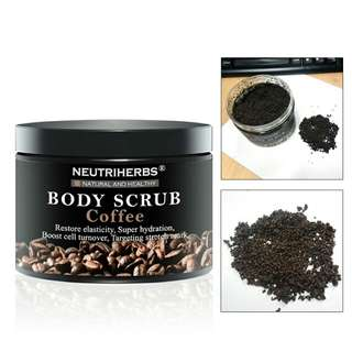 PO: Coffee Body Scrub