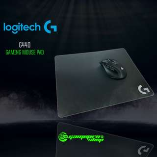 Logitech G440 (943-000052) Hard Gaming Mouse Pad