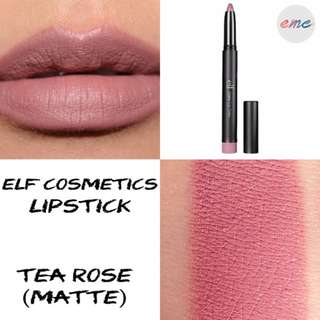 BN Elf Cosmetics Matte Lip Crayon - Tea Rose