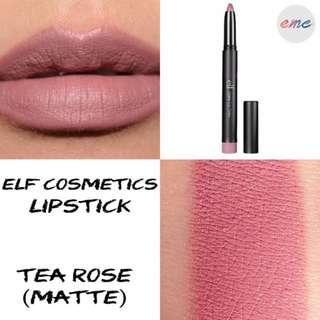 BN Elf Cosmetics Matte Lip Crayon - Tea Rose
