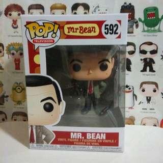 Funko Pop Mr Bean Vinyl Figure Collectible Toy Gift TV Drama Series