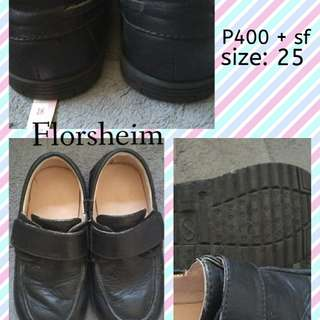 Florsheim Leather Shoes