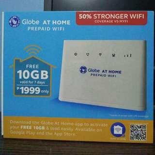 GLOBE HOME WIFI (Prepaid)