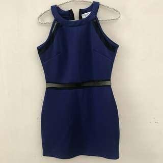 Elect Blue Dress