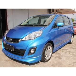 2018 Alza S 1.5 (A) Best Deal In Town