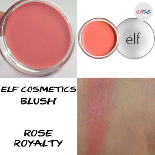 BN Elf Cosmetics Beautifully Bare Cheeky Glow - Rose Royalty Soft Rose