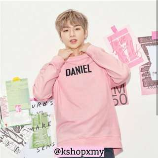 LAP X Wanna One Kang Daniel