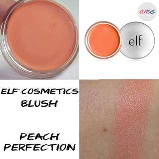 BN Elf Cosmetics Beautifully Bare Cheeky Glow - Peach Perfection Soft Peach