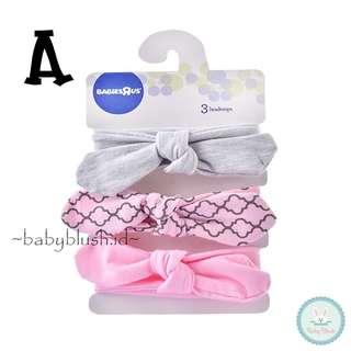 Amelya Headband / Headband bayi / Bandana bayi
