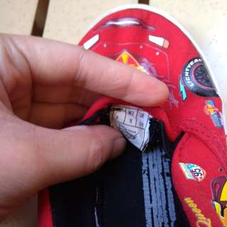 Disney shoes size US 9