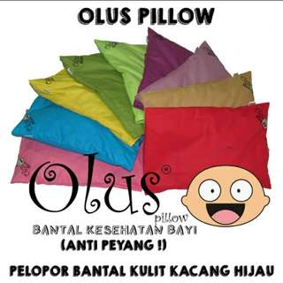 olus pillow bantal anti peyang