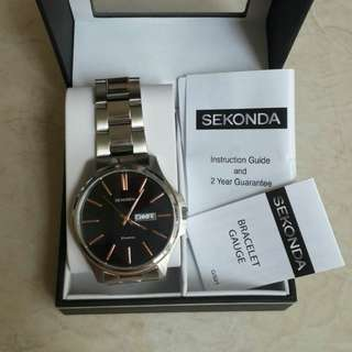 Sekonda Men Watch (Made in Germany)