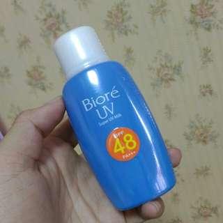 🚚 Biore 高防曬乳液