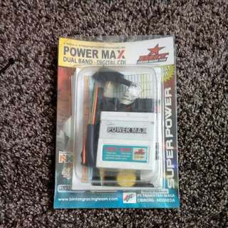 Power Max Dual Band CDI
