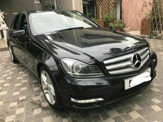 私讓2012/13MERCEDES-BENZ C200 AMG Edition