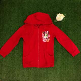 Minnie Mouse Red Jacket