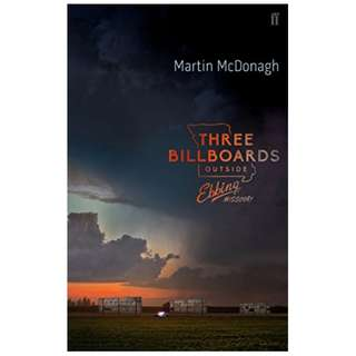 Three Billboards Outside Ebbing, Missouri Kindle Edition by Martin McDonagh  (Author)