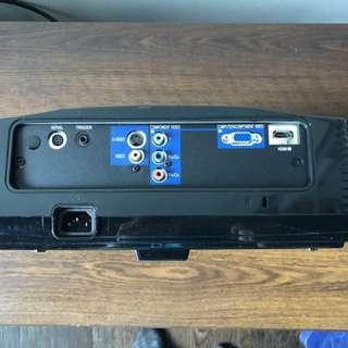 Mitsubishi HC4000 Projector