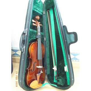 VIOLIN (AUBERT) MADE IN FRANCE