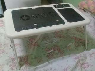 LAPTOP E-TABLE WITH USB FAN