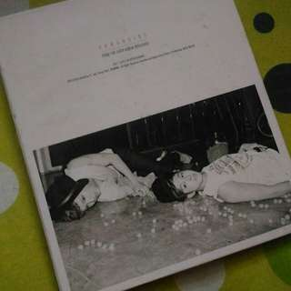 "TVXQ/DBSK/Tohoshinki 6th album repackage ""HUMANOIDS"" + Poster"