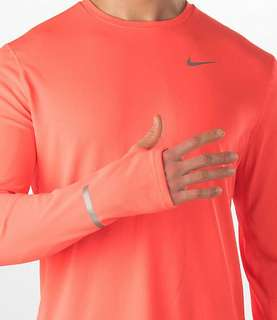 Nike Dri Fit Men's Running Long Sleeve Shirt