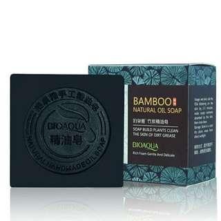 BioAqua Bamboo Face Soap