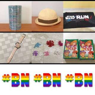 #BN Items