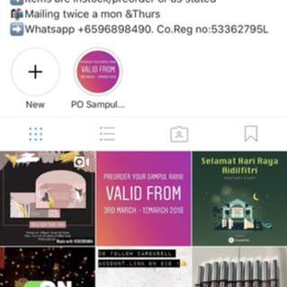 Do follow my Ig for more