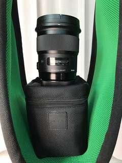 Sigma 50 Art Canon Mount