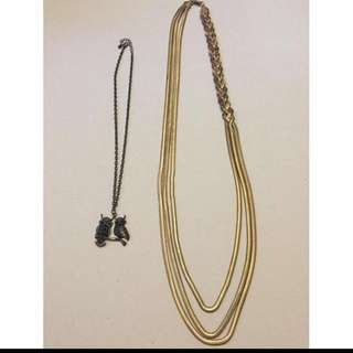 Buy 1 get 1  Necklace