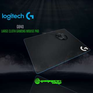 Logitech G640 (943-000061) Large Cloth Gaming Mouse Pad