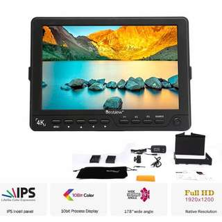 """Bestview S7 7"""" 4K 1920x1200 HDMI HD Camera LCD Monitor for DSLR Video"""