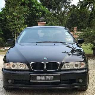 BMW E39 For Sales