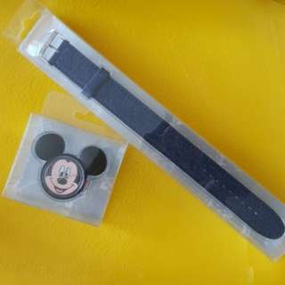 Disney Mickey Mouse 手錶