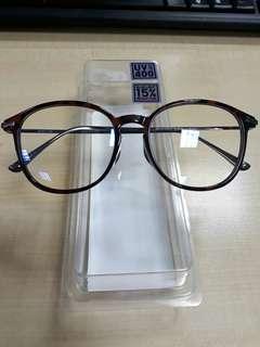 Uniqlo UV Cut Bluelight Reduction Eyeglass
