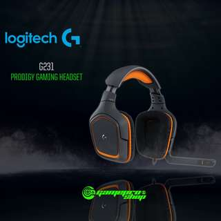 Logitech G231 (981-000629) Prodigy Gaming Headset