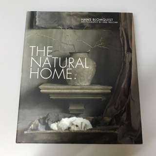 The Natural Home Book Hans Blomquist