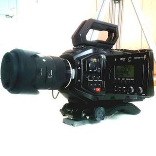 Blackmagic Ursa Mini Pro 4.6k (Rental)