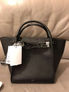 Celine small sized big bag black
