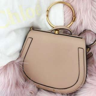 Chloe Nile medium cross bag