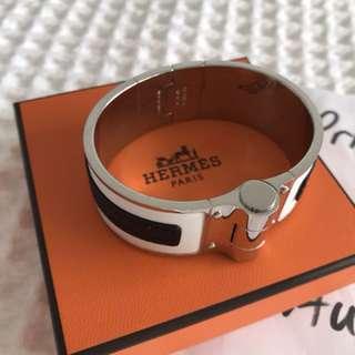 Brand new Hermes charniere bracelet