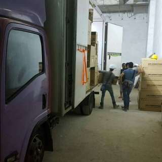 Mover / Lorry / Transport Specialist