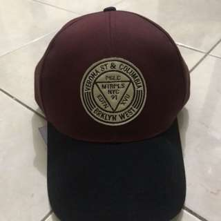 Larusso hat