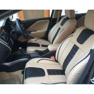 LEATHER WRAP UPHOLSTERY FOR CAR & VAN