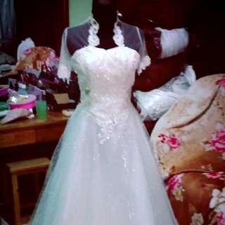 Seea Gaun Bridal Prewedd Atau Wedding