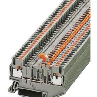 Phoenix Contact ( 3210156)  PT 2,5-MT Knife Disconnect Terminal Block, PT Clipline Series , 0.14 → 4mm², 400 V, 20A