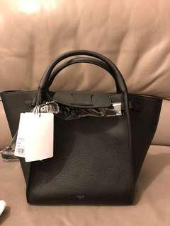 Celine small black big bag