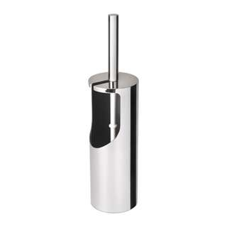 [IKEA] KALKGRUND Toilet Brush/ Holder / Chrome-plated