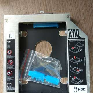 HDD caddy